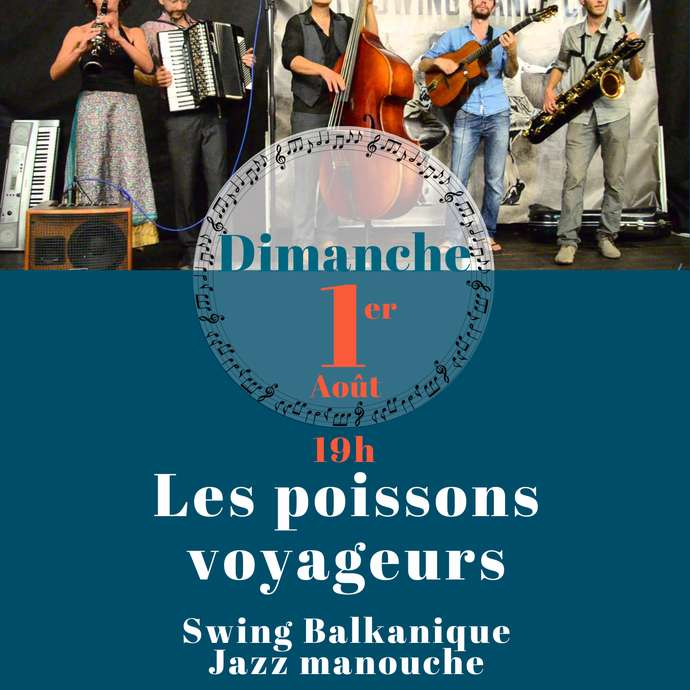 Poissons voyageurs