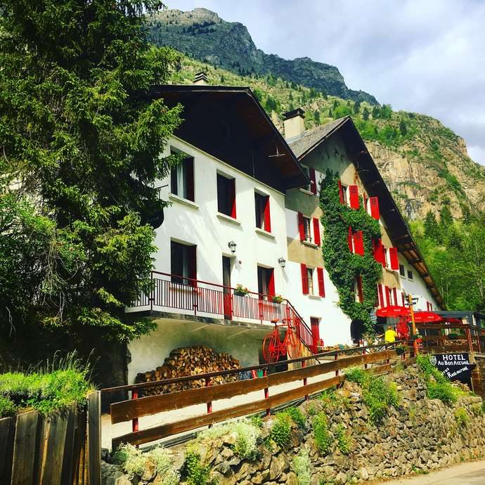 Hôtel Restaurant Au Bon Accueil