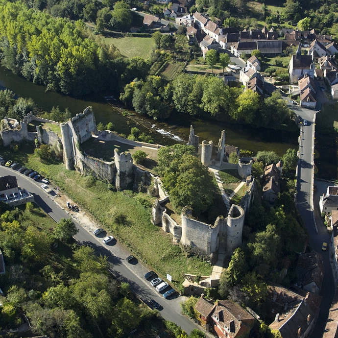 Forteresse d'Angles-sur-l'Anglin