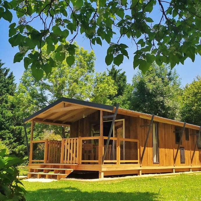 Camping du Lac de Saint-Cyr