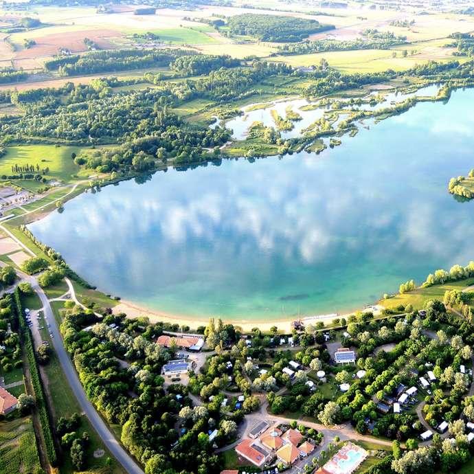 Parc de loisirs et Lac de Saint-Cyr