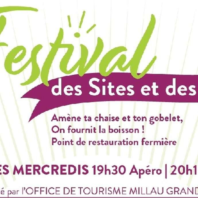 Festival des Sites et des Sons à Creissels