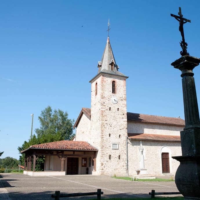 Eglise de Laglorieuse