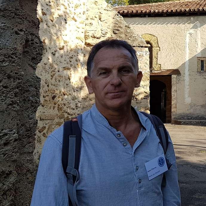 Jean-Pierre, découverte du quartier Saint-Médard