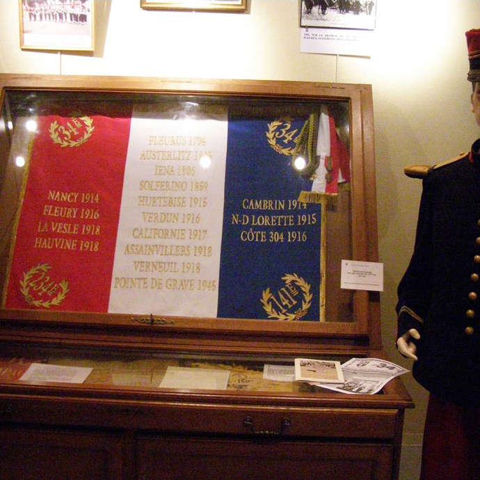 Musée du 34ème Régiment d'Infanterie