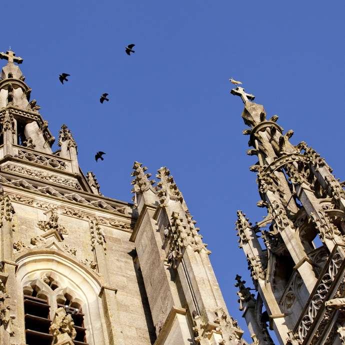 Visite Audioguidée - Basilique Notre-Dame de l'Epine