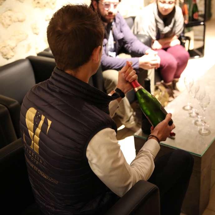 Sparkling Tour - Oenotourisme en Champagne
