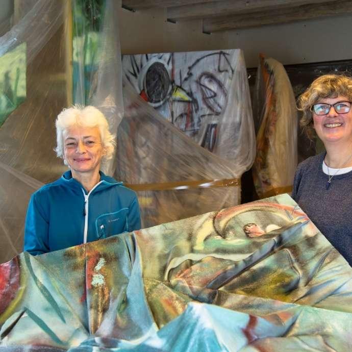 Atelier Galerie Karly et Anne V