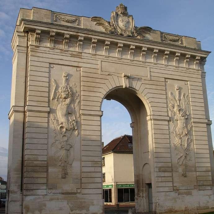 Porte Sainte Croix