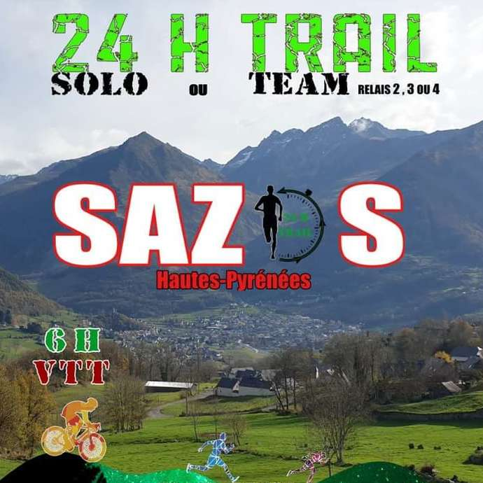 24 H Trail - Solo ou Team