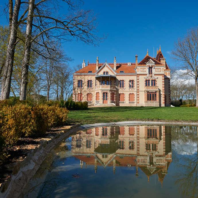 La Villa Perrusson et son jardin - Écomusée Creusot Montceau