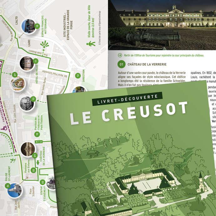 """""""Livret-découverte"""" du Creusot"""