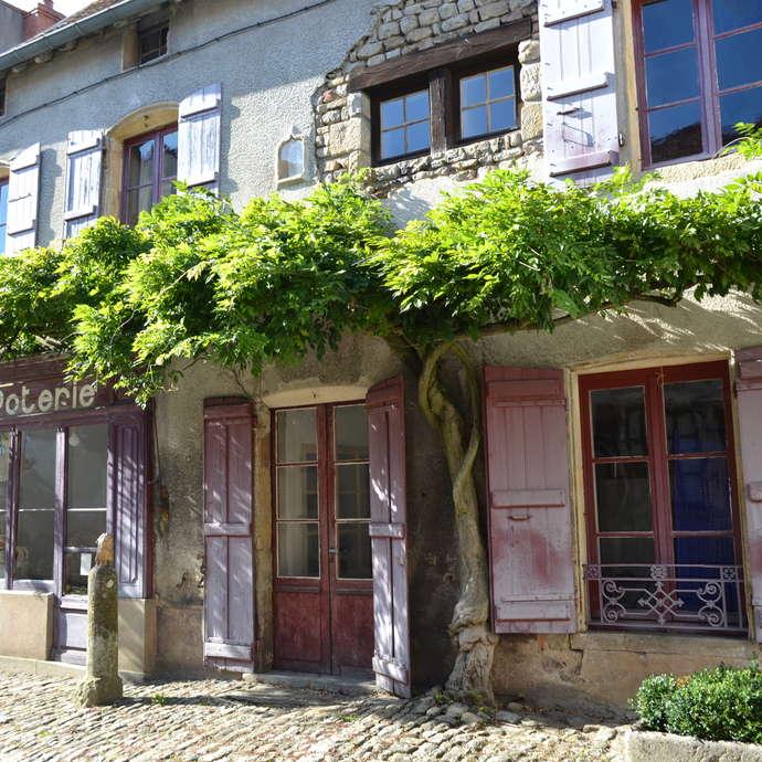 Visite guidée de Mont-Saint-Vincent