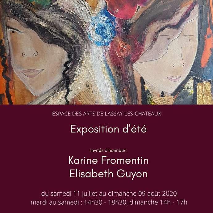 EXPOSITION D'ÉTÉ