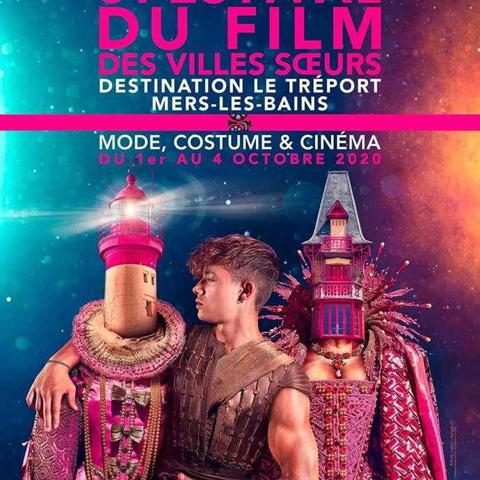 [ANIMATION CONFIRMEE]   Festival du Film des Villes soeurs : Mode, Costume et Cinéma - Cérémonie d'ouverture & défilé de stars