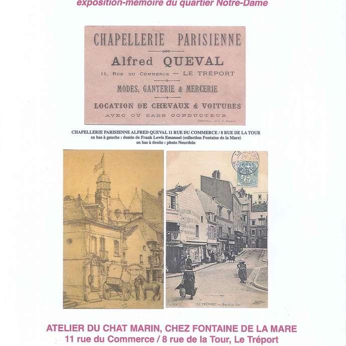 """[ANIMATIONS CONFIRMEE] Exposition """"Mémoire du Quartier des Cordiers"""""""