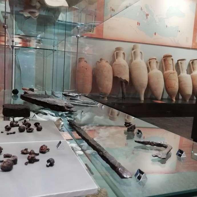 EBUROMAGUS - MUSÉE ARCHÉOLOGIQUE