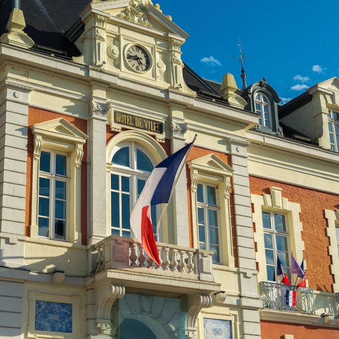 Visite guidée du centre-ville de Montceau