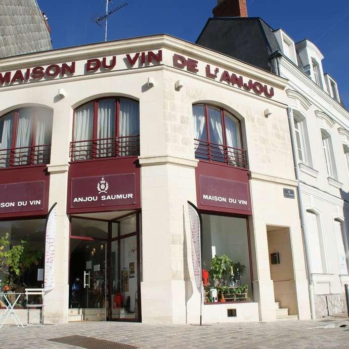 Maison des Vins d'Anjou-Angers-Saumur