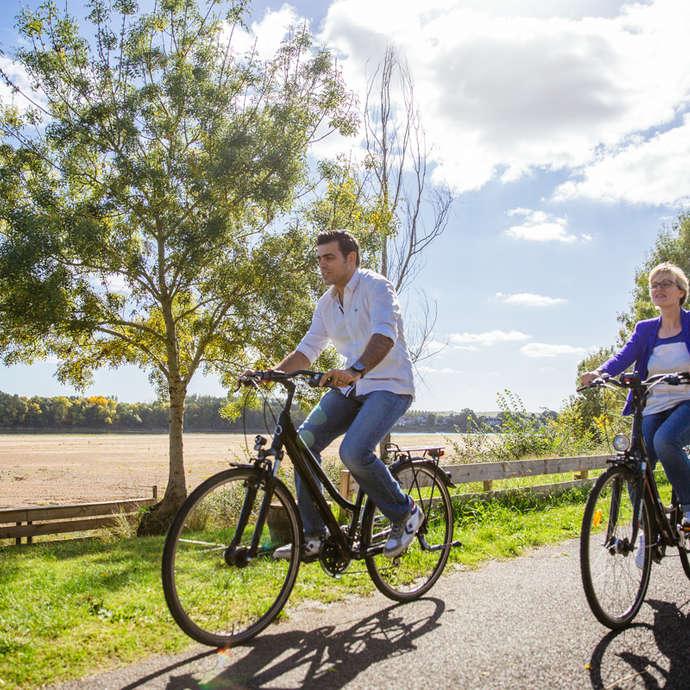 La Loire à Vélo - Loire Valley