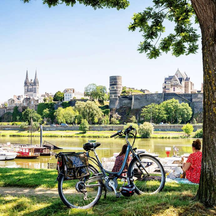 La Boucle angevine de La Loire à Vélo