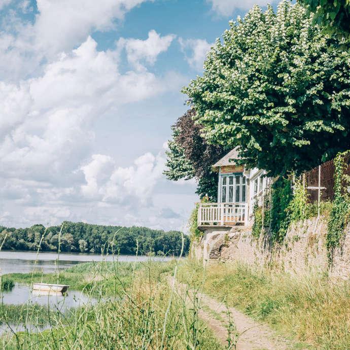 À la confluence de la Maine et de la Loire