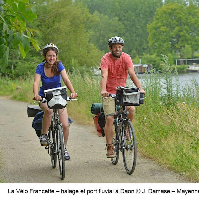 La Vélo Francette - From Longuenée-en-Anjou to Loire Authion