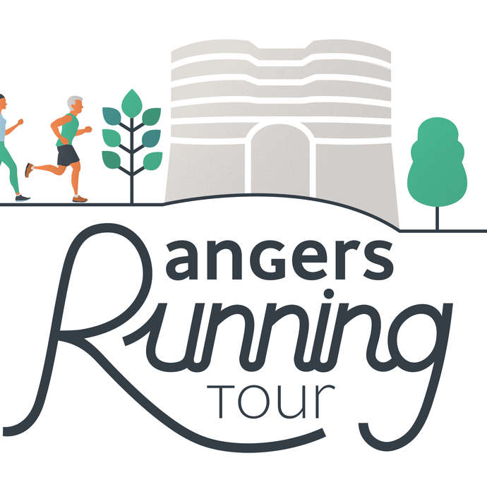 Angers, Running Tour