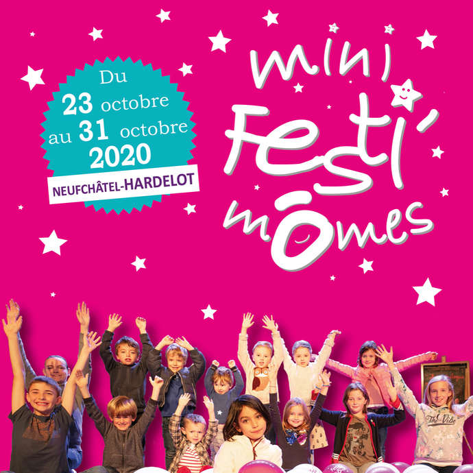 MINI'FESTI'MÔMES - STAGE DE MAGIE