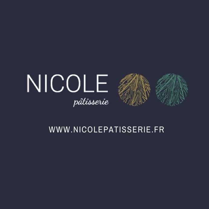 NICOLE PATISSERIE - TRESORS DE PATISSERIE - SPECIAL BUCHE DE NOEL