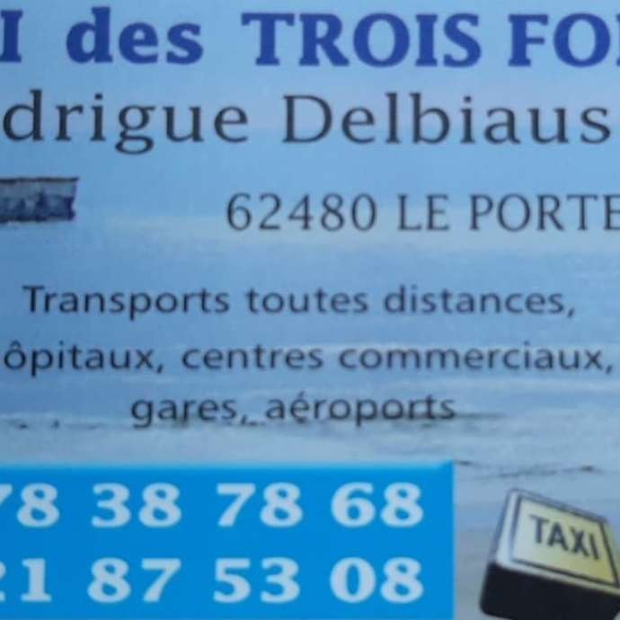 TAXI DES 3 FORTS