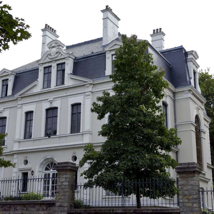 JOURNEES NATIONALES DE L'ARCHEOLOGIE : VILLA HUGUET
